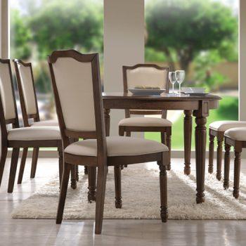 Καρέκλες-Πολυθρόνες Ξύλινες